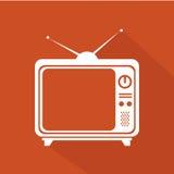TV entertainment design Stock Photo