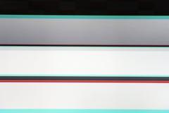 Tv fodrar statiskt oväsen, abstraktionbakgrundsbakgrund Arkivfoto