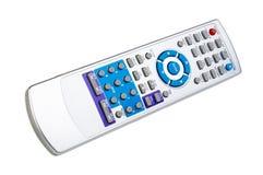TV-geïsoleerde afstandsbediening Royalty-vrije Stock Foto's