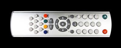 TV-geïsoleerde afstandsbediening Royalty-vrije Stock Fotografie