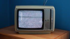 TV Geen Signaal stock video