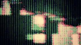 TV hałas 0736 obrazy stock