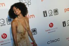 TV host/Actress Naja Hill #1 Stock Image