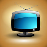 TV icon Royalty Free Stock Photo