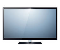 TV isolated Stock Photography
