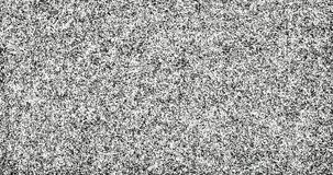 TV-Lawaai in analoge video en televisie wanneer geen transmissiesignaal royalty-vrije stock afbeeldingen