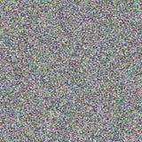 TV-lawaai naadloze textuur royalty-vrije illustratie