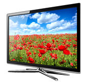 Tv lcd Royalty Free Stock Photography