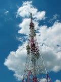 Tv mast Stock Photo