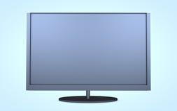 TV moderna fotos de archivo libres de regalías