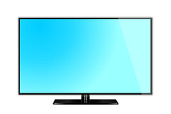 Tv Monitor Graphic Royalty Free Stock Images