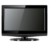 Tv monitor Royalty Free Stock Photo