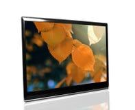 Tv monitor Royalty Free Stock Photo