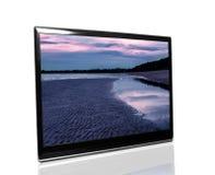 Tv monitor Stock Photos