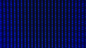 Tv noise background. Macro shot of analog tv screen no signal noise stock video footage