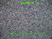 TV noise Royalty Free Stock Photo