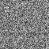 TV noise seamless texture Stock Images