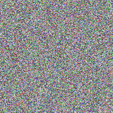 TV noise seamless texture Stock Photos