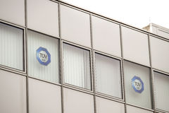 Tüv offices Stock Photography