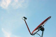 TV paserski Internetowy przyjęcie Zdjęcia Stock