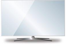 TV piana Fotografie Stock Libere da Diritti