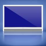 TV plasma Stock Image
