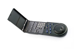 TV remote Stock Photo