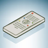 TV Remote Stock Photography
