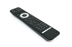 TV remote control Stock Photo