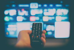 Free TV Remote Control. Royalty Free Stock Images - 70728969