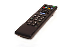 TV remote control isolated Stock Photography