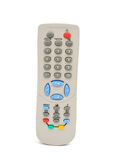 TV remote control isolated Royalty Free Stock Photos