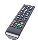 TV remote control isolated on white Stock Images