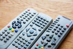 Tv remote control Stock Image
