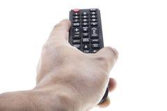 TV remote control Royalty Free Stock Photos