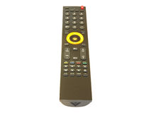 TV Remote Controller. This is a picture of TV Remote Controller Royalty Free Stock Image