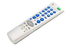 TV remote controller Royalty Free Stock Images
