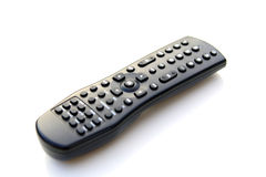 TV remote controller isolated Royalty Free Stock Photos