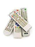 TV remote controls Stock Photography
