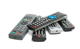 Free TV Remote Isolated Royalty Free Stock Image - 95946976