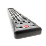 Tv remote isolated on white Royalty Free Stock Photo