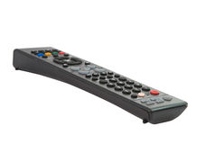 TV remote isolated Stock Photos