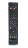 TV remote isolated Royalty Free Stock Photo
