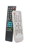 TV remote Stock Photos