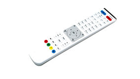 TV Remote Royalty Free Stock Photography