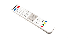 Tv Remote Royalty Free Stock Photo