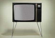 TV retra Fotografía de archivo