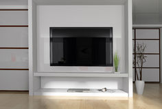 Tv room Stock Images