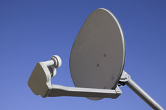 TV satellite dish Royalty Free Stock Images