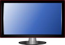 TV screen Royalty Free Stock Image